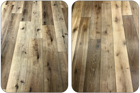 Hardwood vs. Vinyl Flooring