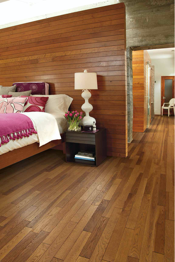 Maple Hardwood Floor Example
