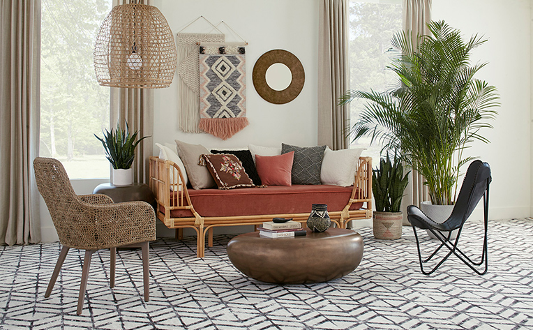 Interior Design Trend 2020 Living Room Example